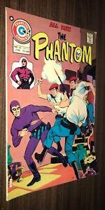 PHANTOM #65 -- June 1975 -- Charlton -- VF Or Better