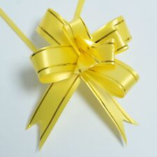 Beautiful Great Mini Pull Bows Bright Colours For Any Occasions Florists Gifts..