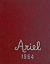 College Yearbook Lawrence University Appleton Wisconsin Ariel 1964