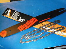 "NEW DISSTON 18"" BAR CHAIN FITS MCCULLOCH 110 120 130 140 SAWS A60B FREE SHIPPING"