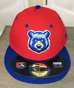 New Era Tennessee Smokies Minor League 59Fifty Low Crown Fitted Hat - Size 7 5/8