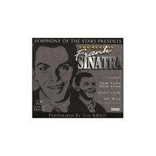 Symphony Of The Stars Presents Best Of Frank Sinatra  CD New Sealed