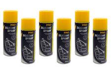 2,7 Liter Silikonspray Mannol 9963 Glanzspray Aussenpflege Silikon Spray GEL