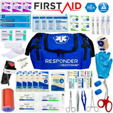 First Aid Trauma Bag Family Travel Medical Kit - Survival Emergency Bug Out Bag