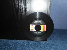 """7"""" 45rpm Johnny Wright - Settle Back Down To Earth / American Power - Country"""