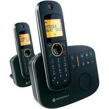 Motorola D1012 DUO  Schnurloses Telefon mit Anrufbeantworter + B-Ware +