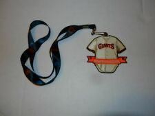 Lanyard Sf Giants White Jersey Patch 1986 New Sga Baseball By At&T #3 of 6 2016