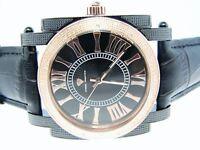 Aqua Master Jojo Joe Rodeo Techno Kc Rose Diamond Watch