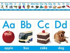 Alphabet Line ABC Bolder School Classroom Border