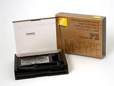Schermo di Messa a Fuoco Nikon Tipo M x F6 - Nikon F6 M-Type Focusing Screen (E)