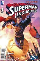 Superman Issue 1 Unchained Limited Variant The New 52 2013 Snyder Lee Williams