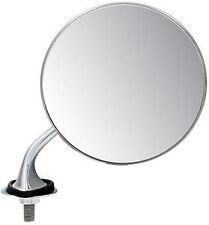 CLASSIC MINI LUCAS STYLE CHROME WING/DOOR MIRROR R/H WM1904 O/S CONVEX GLASS 4R7