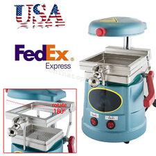 USA Dental Vacuum motor Forming Molding Machine Former heat Thermoforming press