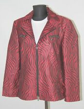 Gerry Weber womens red suit blazer jacket Size 44 / GB 18