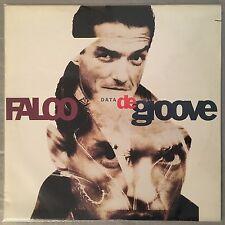 "FALCO - Data De Groove - 12"" Single (Vinyl LP) V76358"