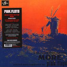 Pink Floyd MORE Original Movie Soundtrack 180g REMASTERED New Sealed Vinyl LP