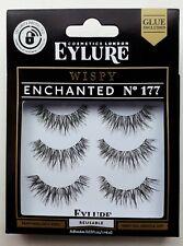 Eylure False Eyelashes - Wispy Multipack - 3 pairs (No 177) - Brand new & Sealed