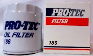 Pro Tec Engine Oil Filter 186