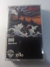 Dio Holy Diver Cassette Tape K7