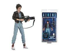 """NECA Aliens Series 12 Ellen Ripley (bomber Jacket) 7"""" Inch Action Figure - 18cm"""