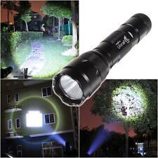 3000lm  WF-502B CREE XM-L T6 LED 5-mode Flashlight 18650 Torch Lamp PK