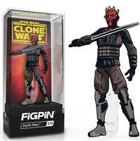 Darth Maul Star Wars The Clone Wars Enamel Pin by Figpin