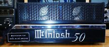 RARE MCINTOSH MC 5OE/P261 SS 5O WATT POWER AMPLIFIER