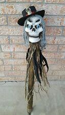 Papa Legba Swamp Voodoo Sceptre / Staff Halloween Costume Halloween Prop