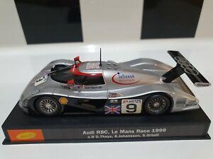 Slot.it BNIB SIC01e Audi R8C 1999 LeMans Race #9