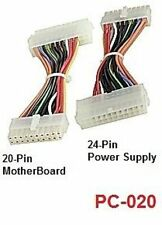 "6"" 20-Pin Motherboard to 24-Pin ATX Power Supply Cable"