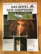 Hotel New Hampshire (Kinoplakat ´85) Rob Lowe / Jodie Foster / Nastassja Kinski