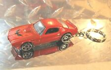 2012 Hot Wheels '73 Classic Pontiac Firebird The Bandit Custom Key Chain Ring