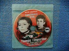 THOMAS L'IMPOSTEUR EN DVD AVEC EMMANUELE RIVA (ENVOI MONDIAL RELAY)