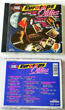 MUSIKLADEN EUROTOPS OLDIES Lords, Dave Davis, Graham Bonney,... Polyphon CD