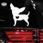 Chihuahua Chiquita Logo Parody Love Vinyl Decal Sticker Window Glass Truck Car