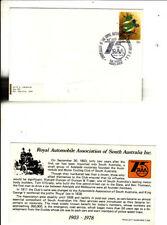 Cars Australian Decimal Stamp Covers