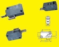 Honeywell Micro Taster Schalter Microswitch V15T22 1x Ein  22A 250VAC 1x