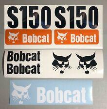 Bobcat S150 (SET OF 7) Skid Steer Replacement Aftermarket Vinyl Decal Sticker