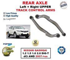 eje trasero dcho. O izdo. + Superior Brazos Para Nissan Qashqai 1.2 1.5 1.6 2.0