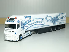 Herpa Volvo FH GL XL Kühlkoffer-Sattelzug Heide Logistik 307017