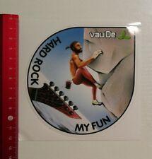 Pegatina/sticker: Vaude hard rock My Fun (26031720)