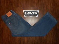 MENS 569 LEVI'S Jeans Loose Straight Fit blue 32 x 30 29 28 GREAT SHAPE
