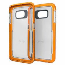Gear4 Icebox D30 Shockproof Case for Samsung Galaxy S6 Edge+ Plus Clear / Orange