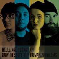 BELLE AND SEBASTIAN - HOW TO SOLVE OUR HUMAN PROBLEMS-EP BOX  3 VINYL LP NEW!