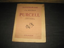 J.A. WESTRUP: Purcell