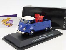 """Schuco 03585 # VW Bus t1b camastro"""" 190 años obletter munich"""" 1:43 Limousine 500"""