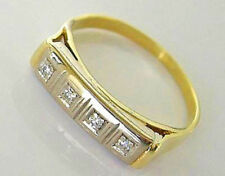 WOW ✨ antique ring in 14kt Gold with Old Cut Diamond Antique Brilliant Antique