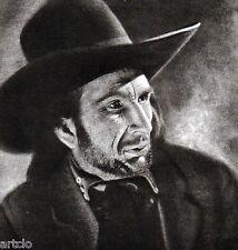 "Héliogravure - 1925 -      "" The pionneer - William Clen Duncan """