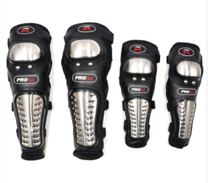 Roadriders' Stainless Elbow Gear