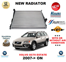 FOR VOLVO XC70 ESTATE RADIATOR 2007 ON T5 T6 D3 D4 D5 2.4 3.2 AWD * OE QUALITY *
